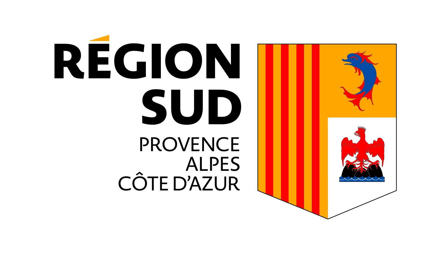 Logo Région Sud- Paca
